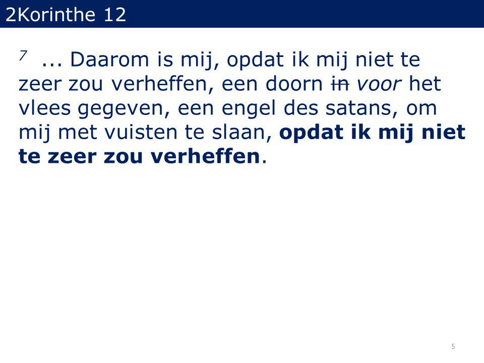 2Korinthe 12