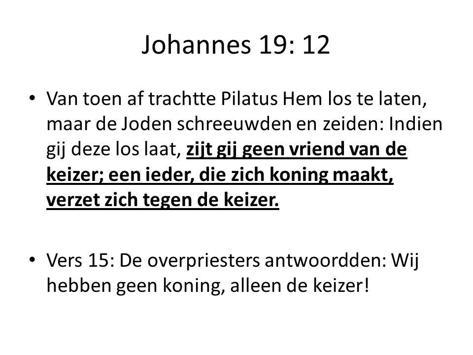 Johannes 19: 12