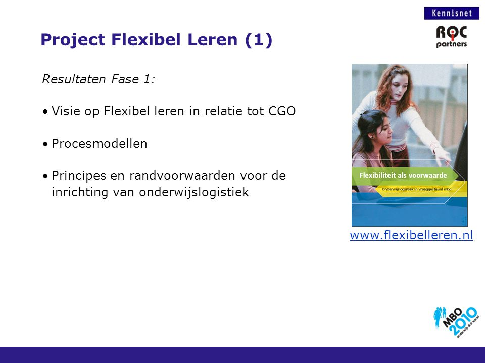 Project Flexibel Leren (1)