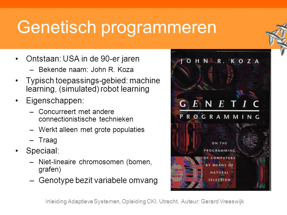 Genetisch programmeren