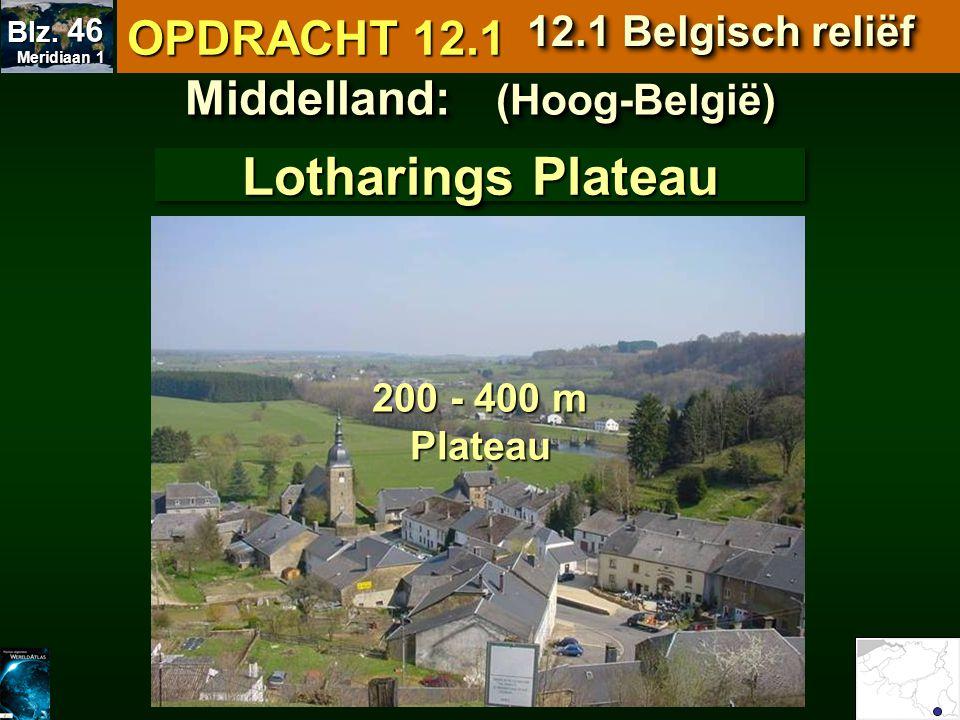 Middelland: (Hoog-België)