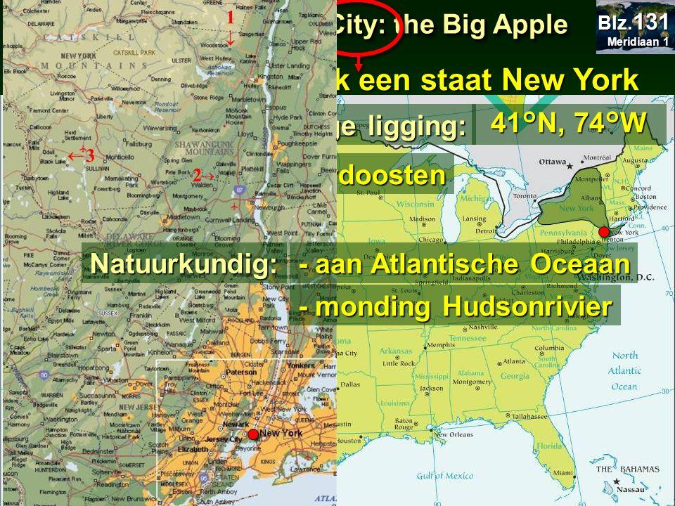 Er bestaat ook een staat New York