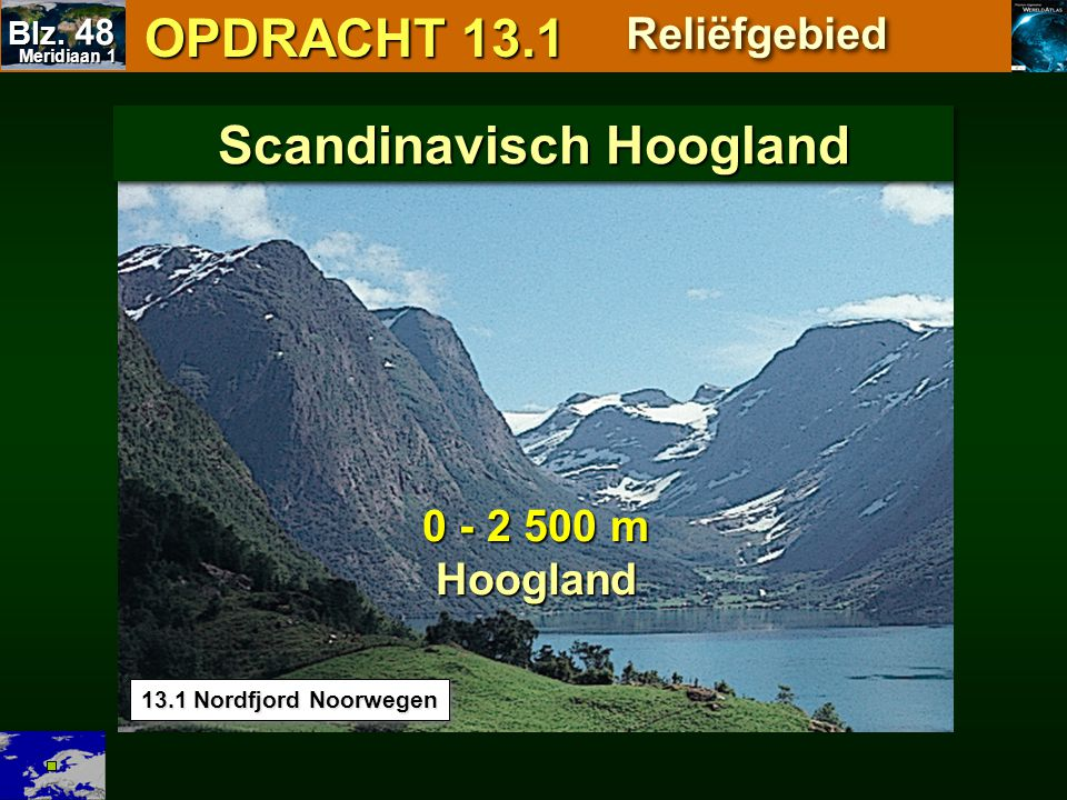 Scandinavisch Hoogland