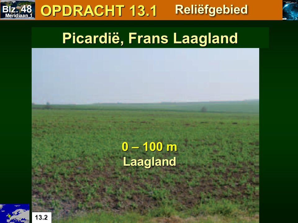 Picardië, Frans Laagland