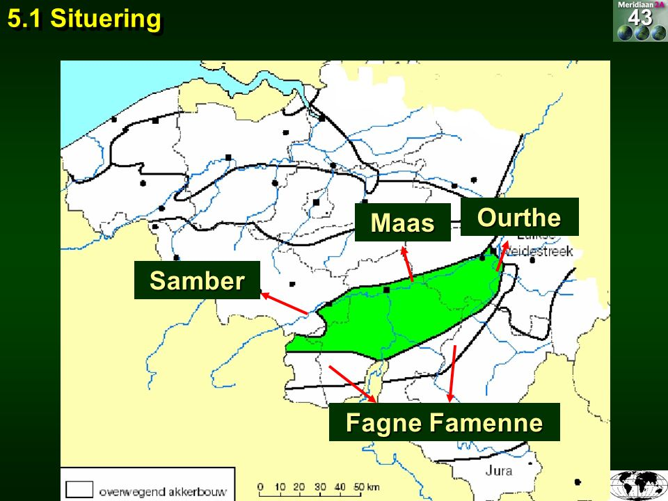 Ourthe Maas Samber Fagne Famenne