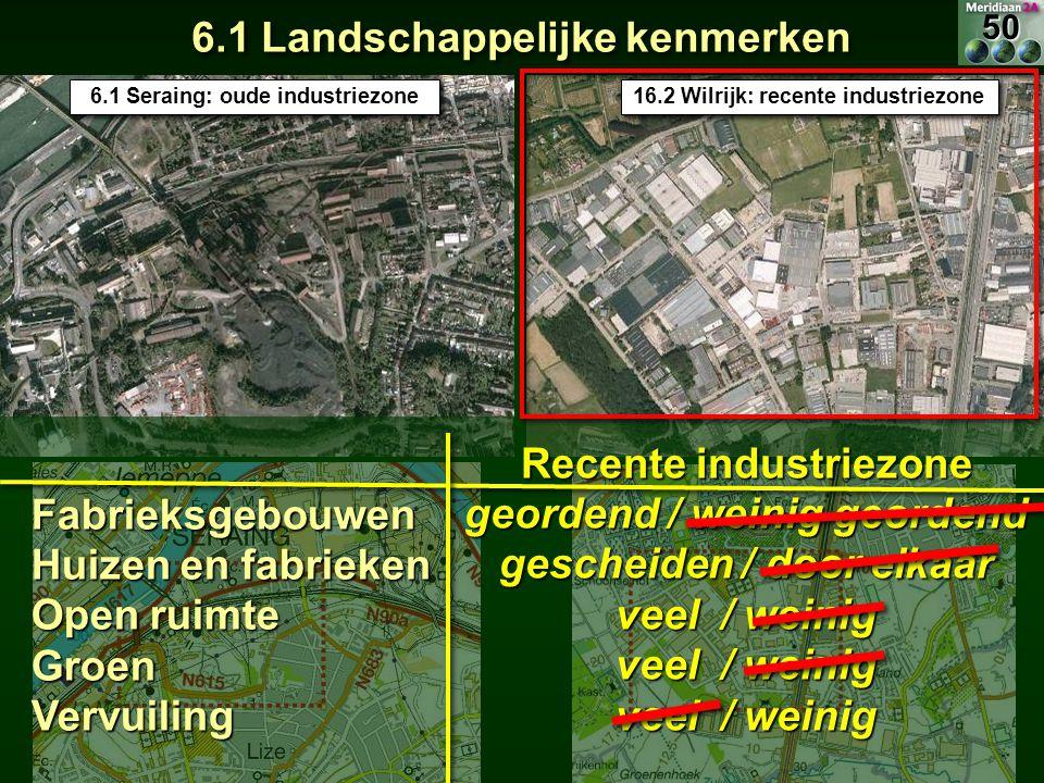 6.1 Landschappelijke kenmerken