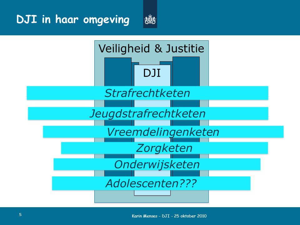Jeugdstrafrechtketen