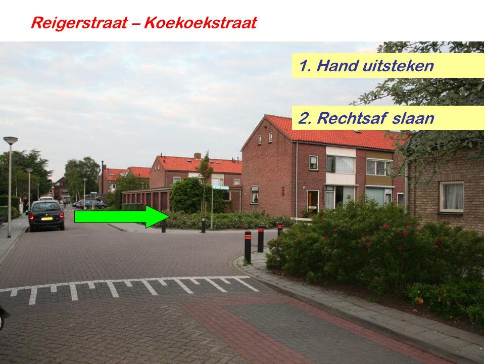 Reigerstraat – Koekoekstraat