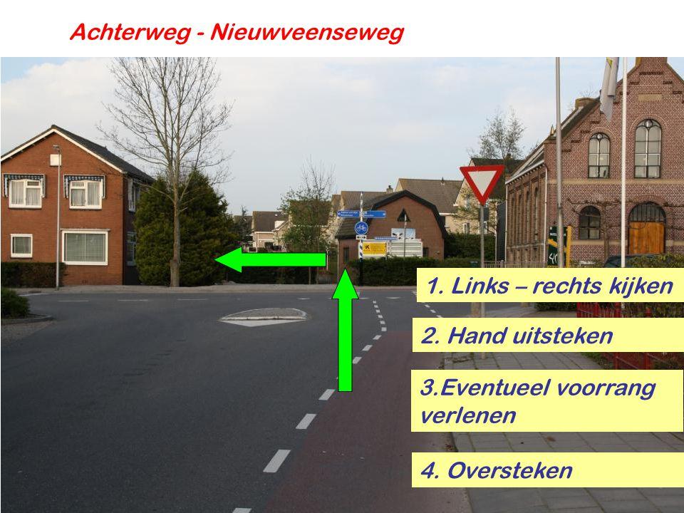 Achterweg - Nieuwveenseweg