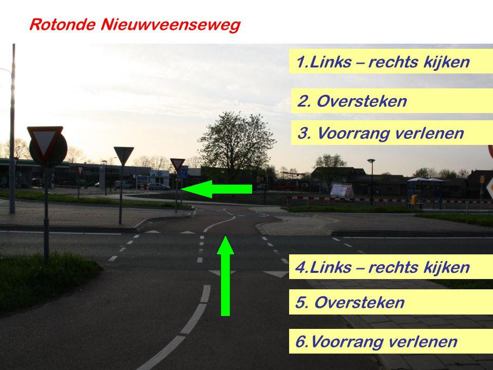 Rotonde Nieuwveenseweg