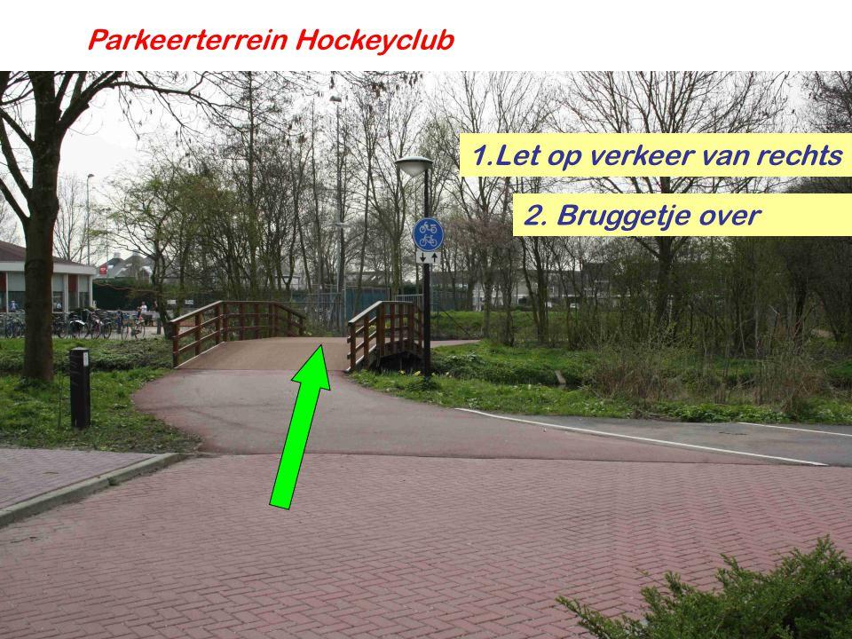 Parkeerterrein Hockeyclub