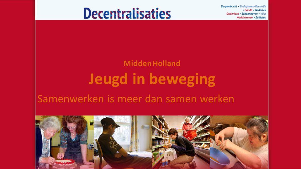 Midden Holland Jeugd in beweging