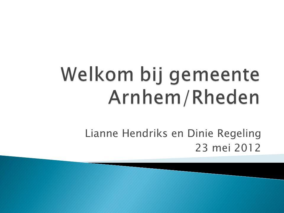 Welkom bij gemeente Arnhem/Rheden