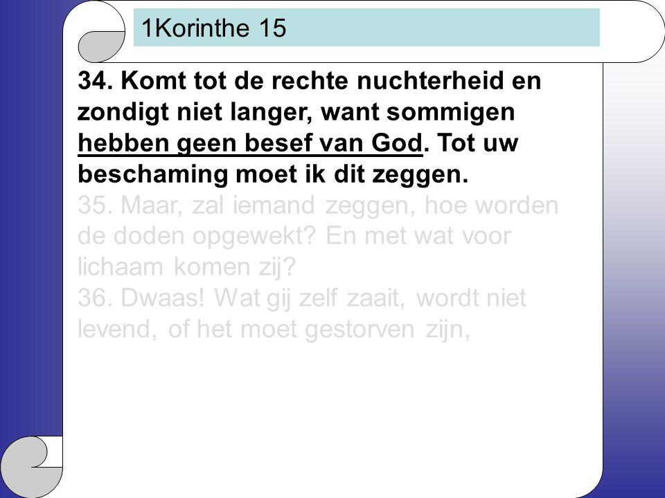 1Korinthe 15