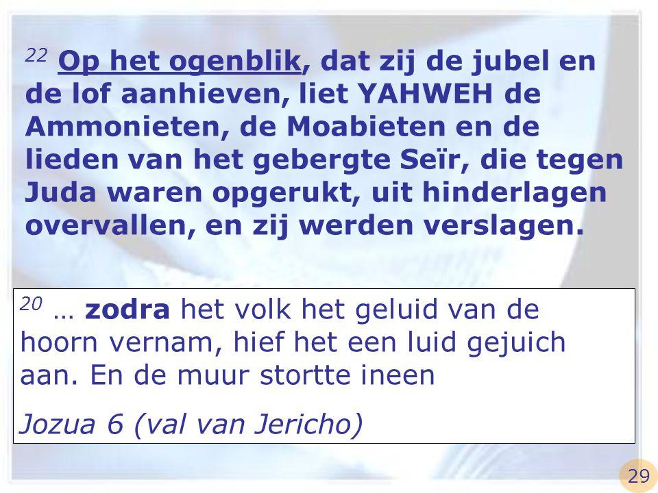 Jozua 6 (val van Jericho)