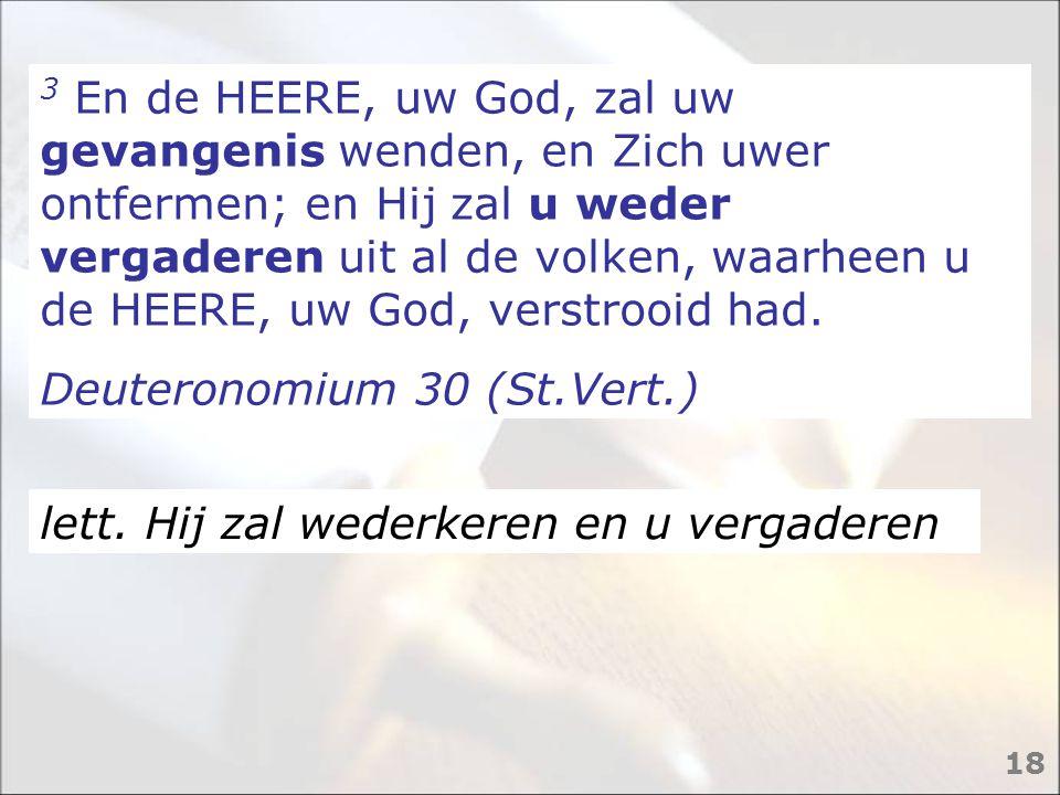 Deuteronomium 30 (St.Vert.)