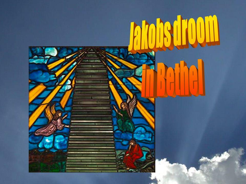 Jakobs droom in Bethel
