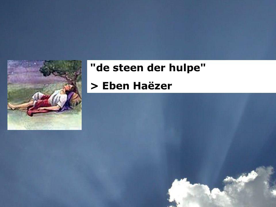 de steen der hulpe > Eben Haëzer