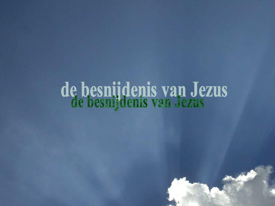 de besnijdenis van Jezus