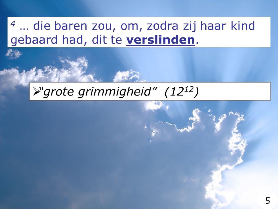 grote grimmigheid (1212)