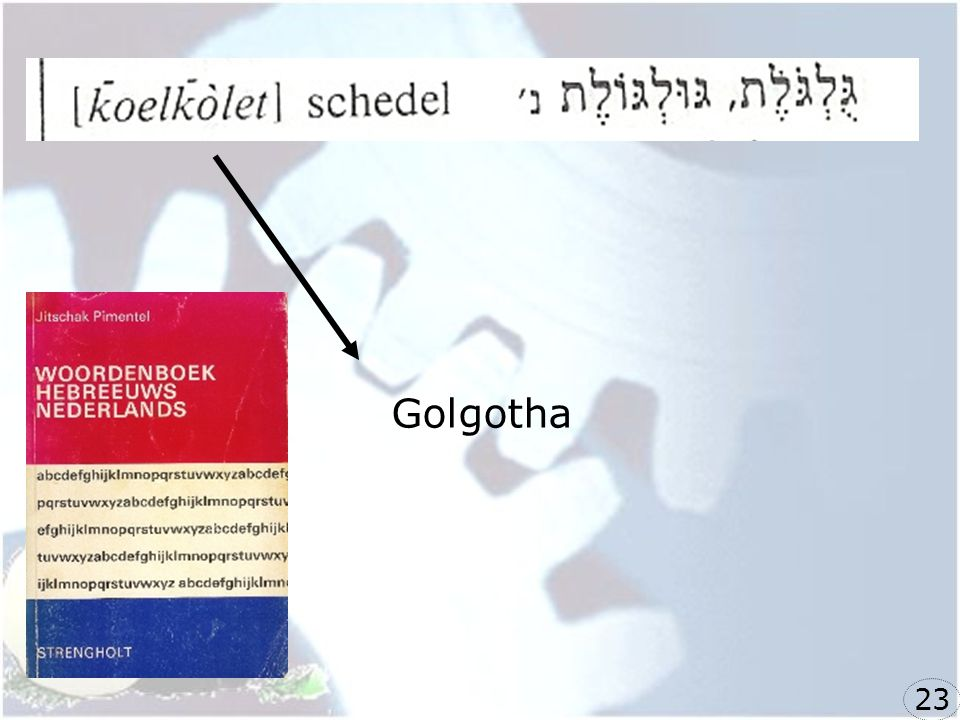 Golgotha 23