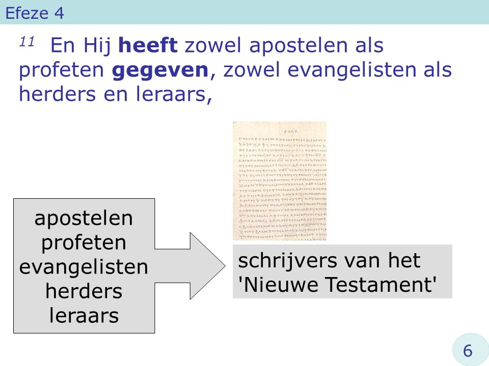 schrijvers van het Nieuwe Testament