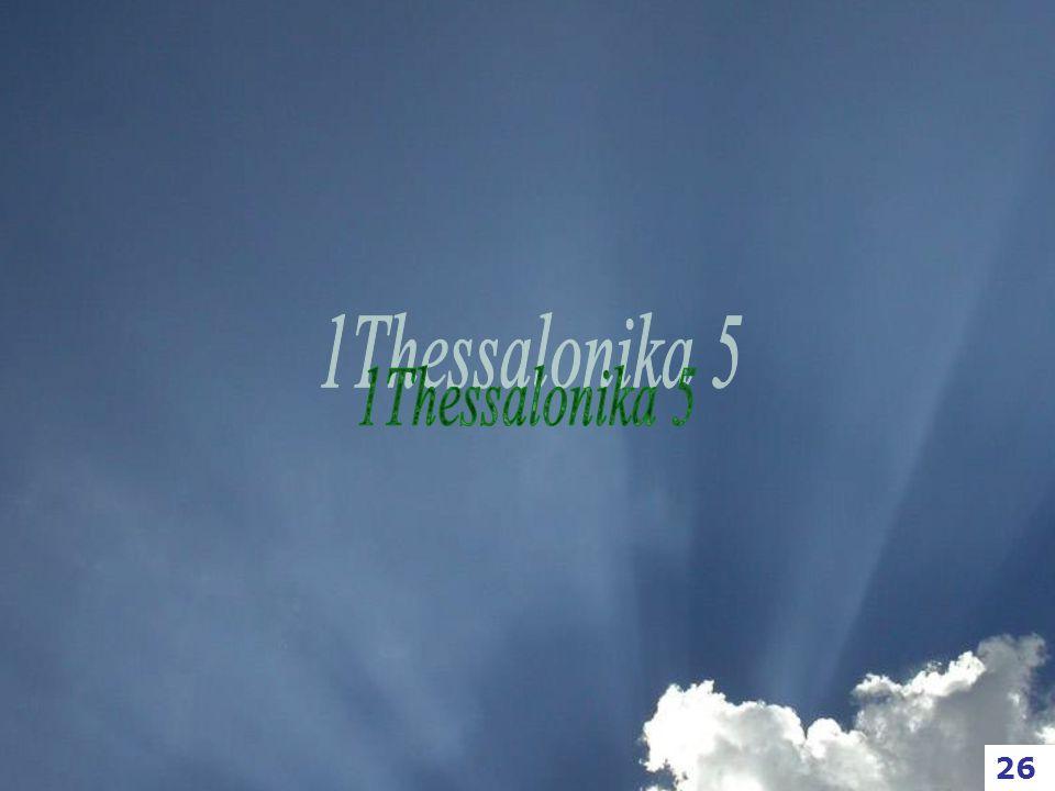 1Thessalonika 5 26