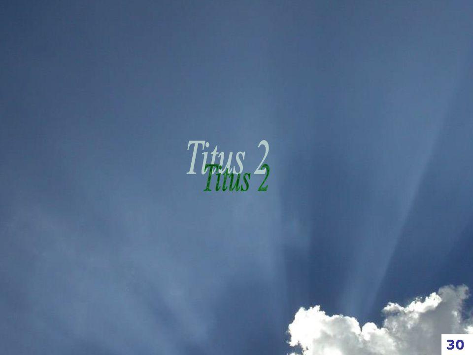 Titus 2 30
