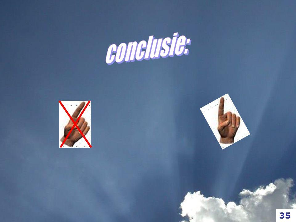 conclusie: 35