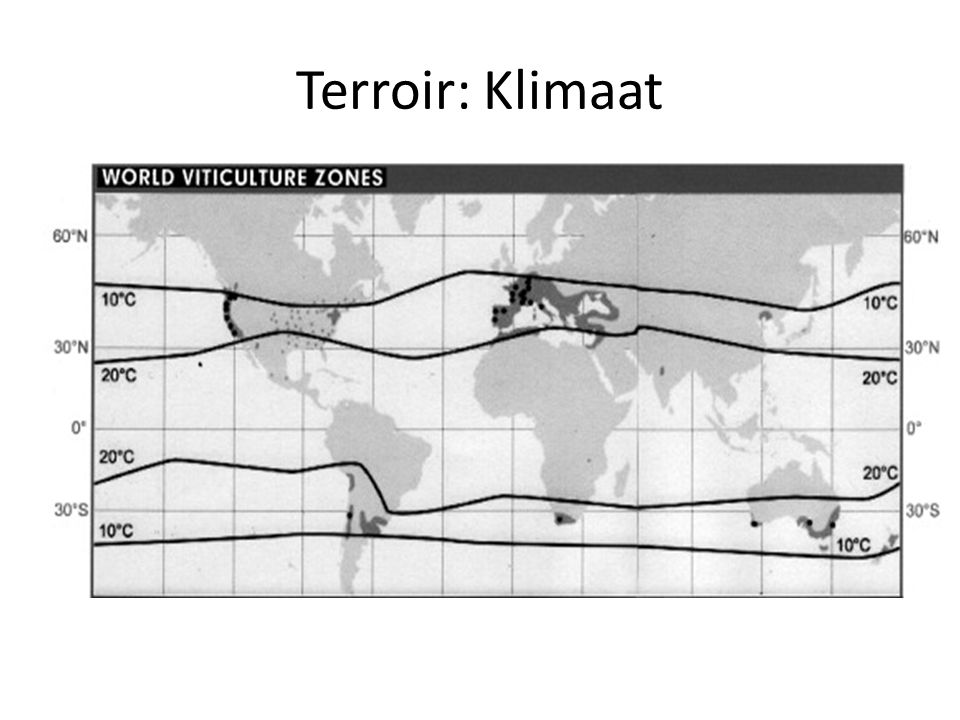 Terroir: Klimaat