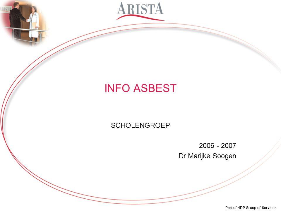 SCHOLENGROEP 2006 - 2007 Dr Marijke Soogen