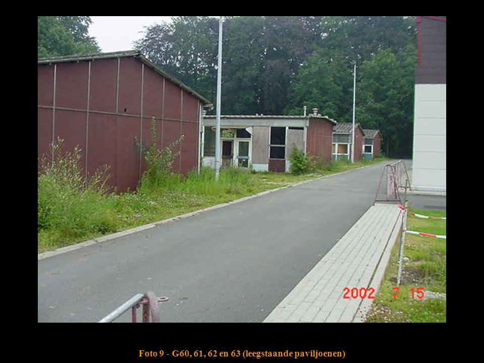 Foto 9 - G60, 61, 62 en 63 (leegstaande paviljoenen)
