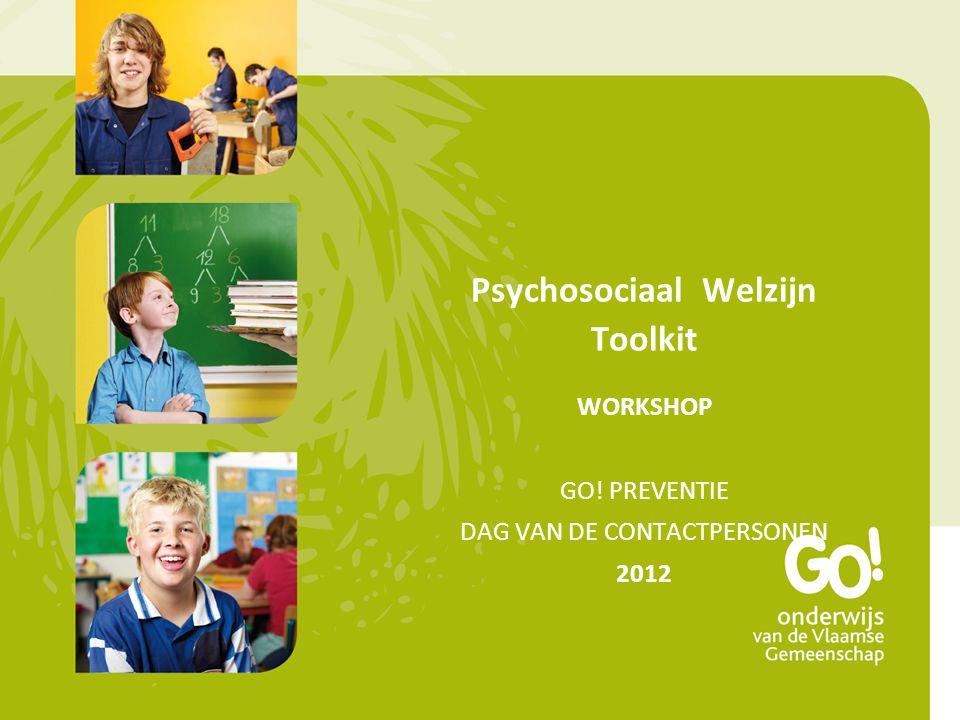 Psychosociaal Welzijn Toolkit