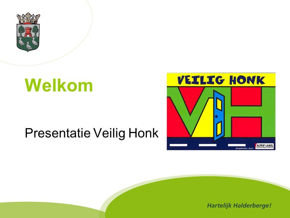 Presentatie Veilig Honk