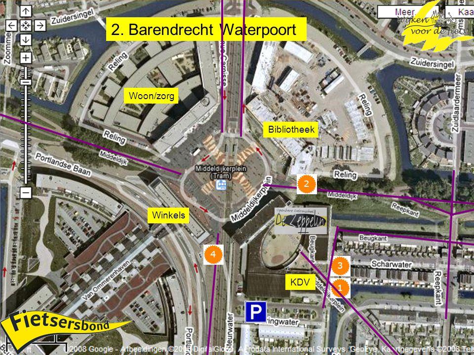 2. Barendrecht Waterpoort