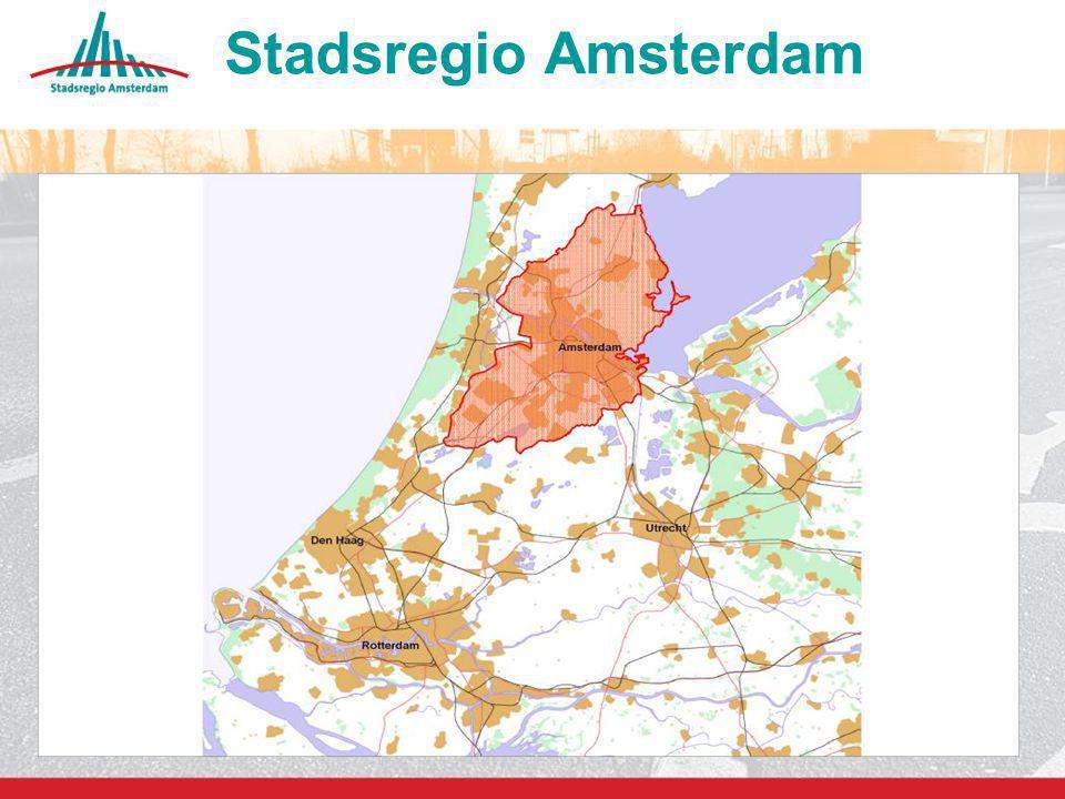 Stadsregio Amsterdam