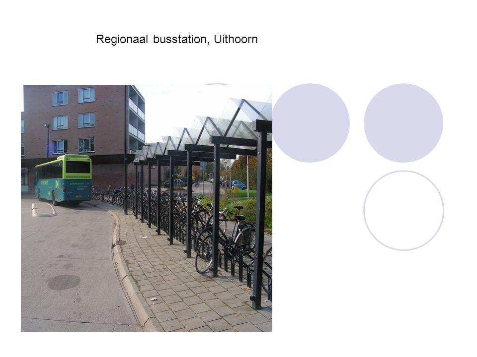 Regionaal busstation, Uithoorn