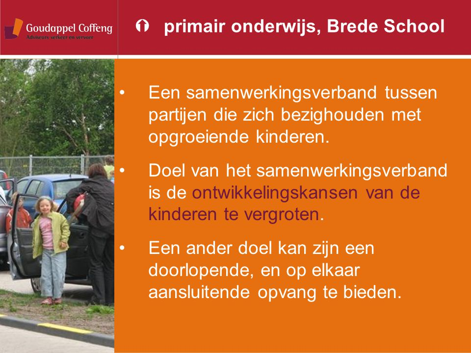 primair onderwijs, Brede School
