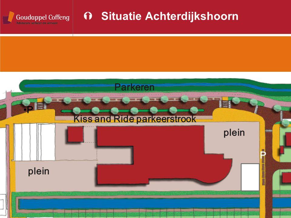 Situatie Achterdijkshoorn