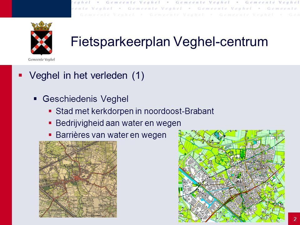 Fietsparkeerplan Veghel-centrum