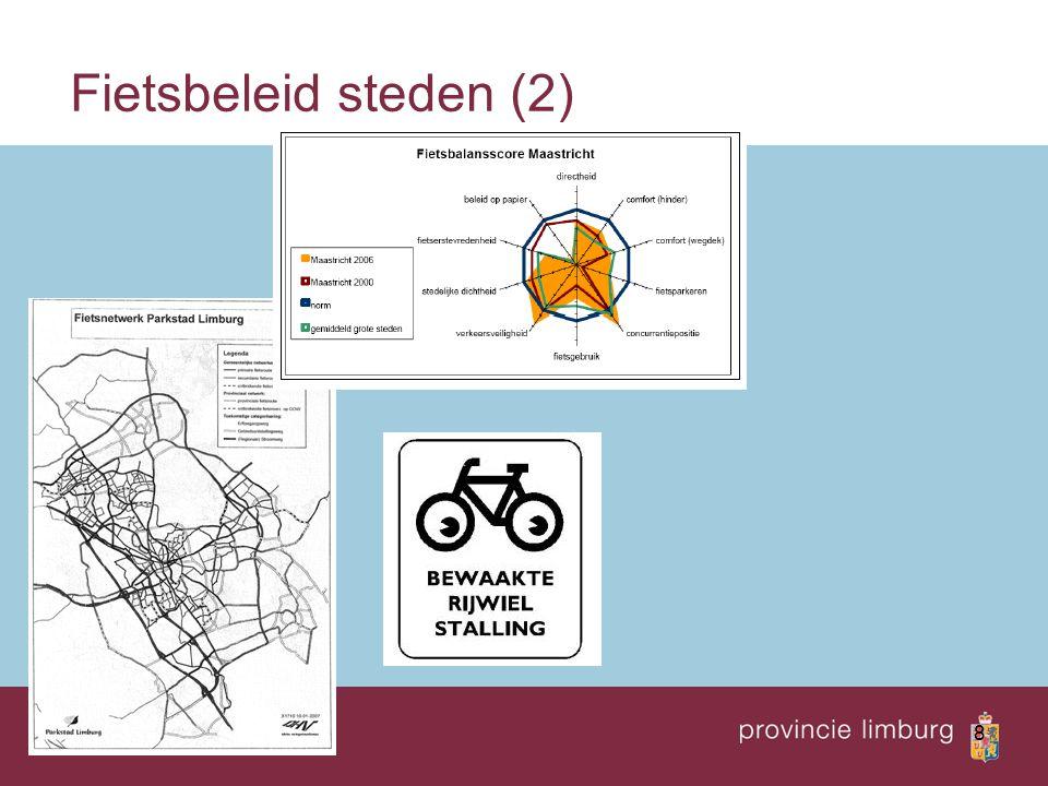 Fietsbeleid steden (2)