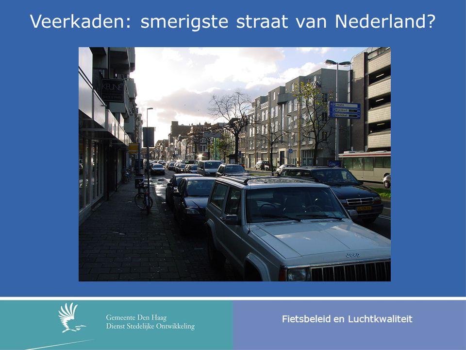 Veerkaden: smerigste straat van Nederland