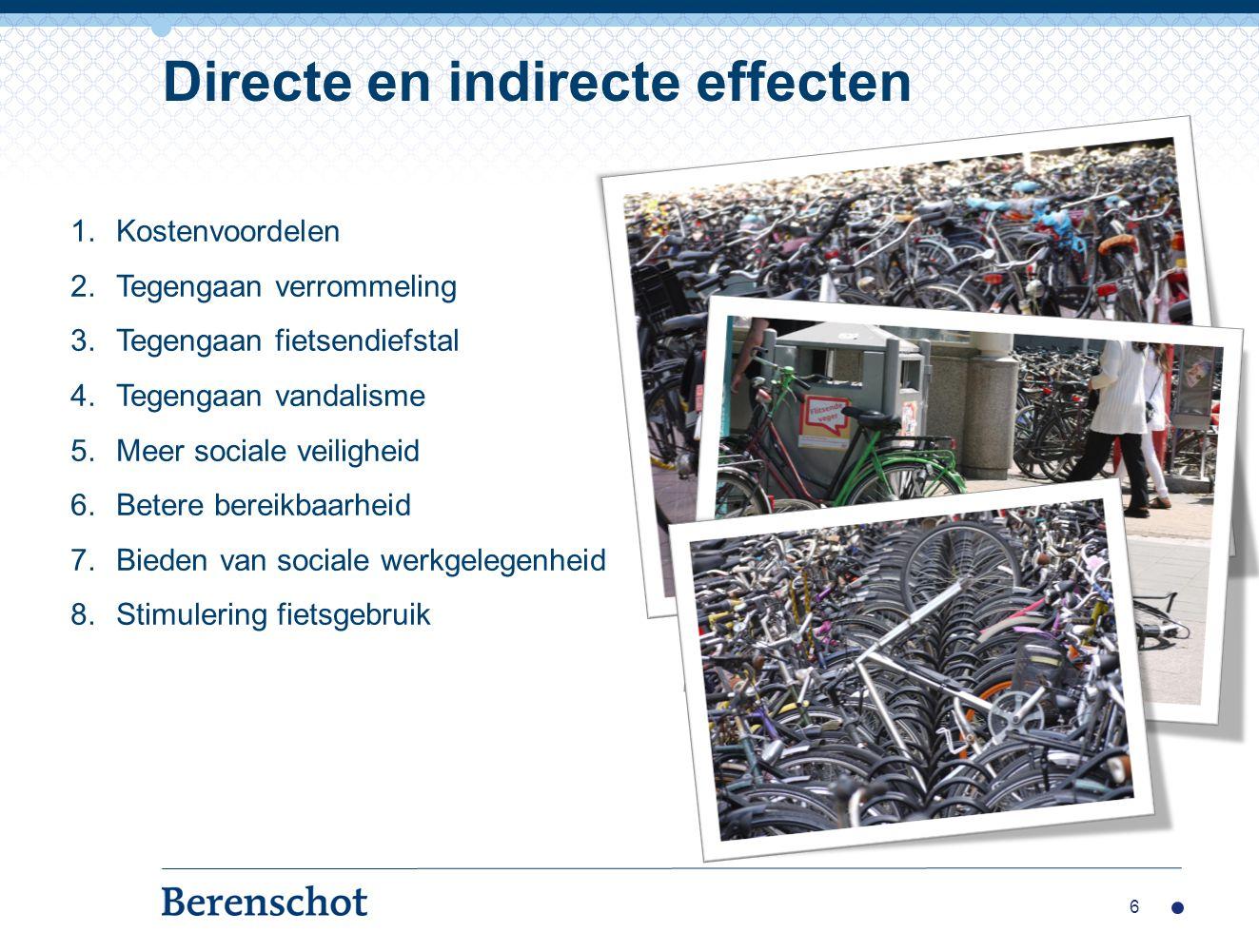 Directe en indirecte effecten