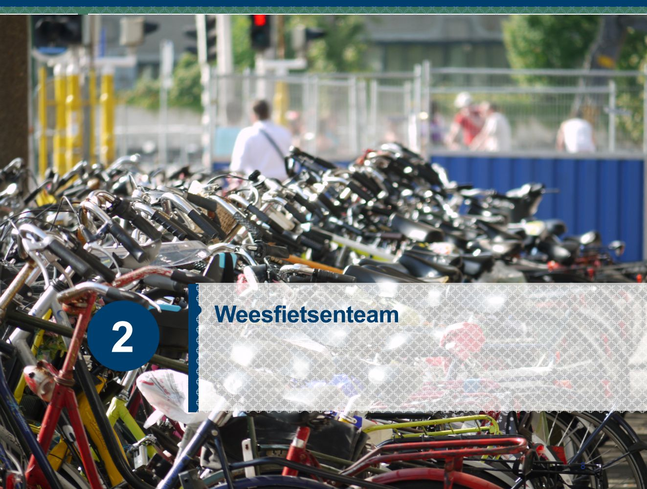 Weesfietsenteam 2