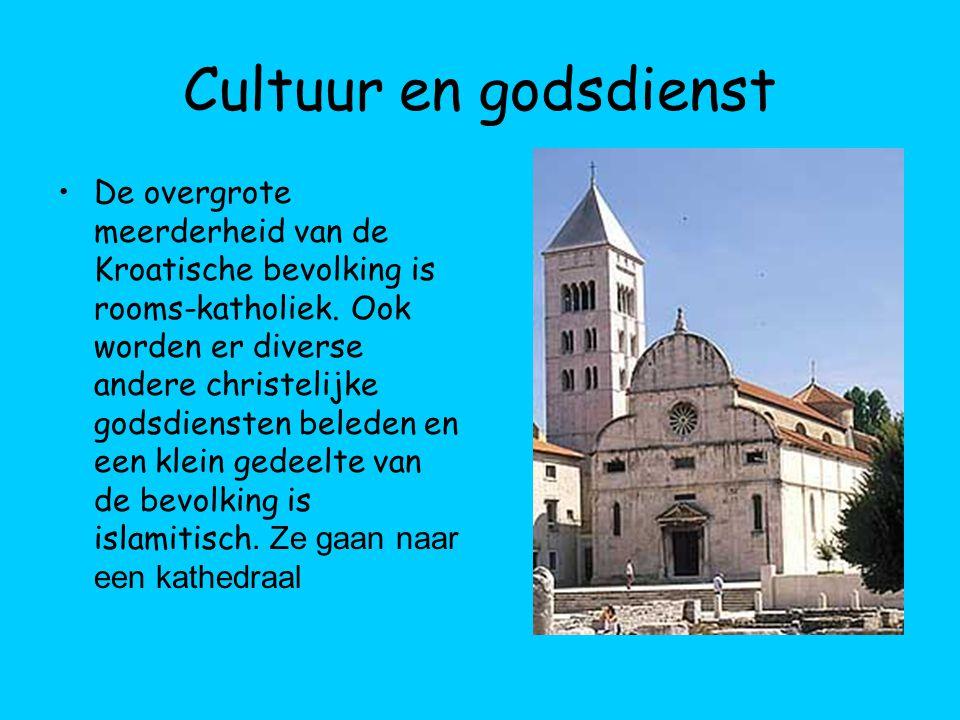Cultuur en godsdienst