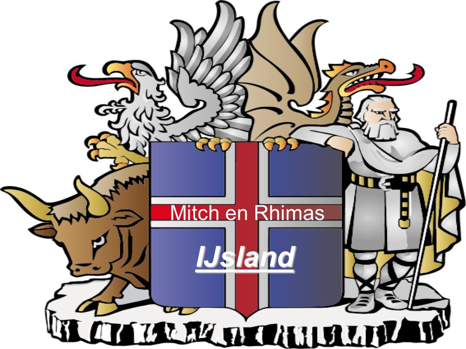 Mitch en Rhimas IJsland