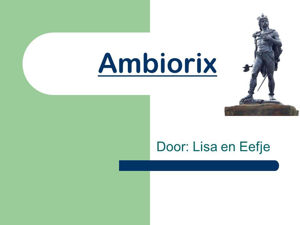 Ambiorix Door: Lisa en Eefje