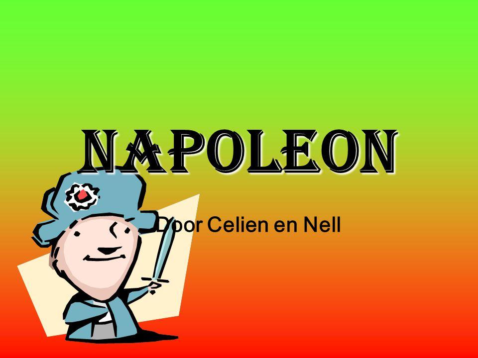 Napoleon Door Celien en Nell