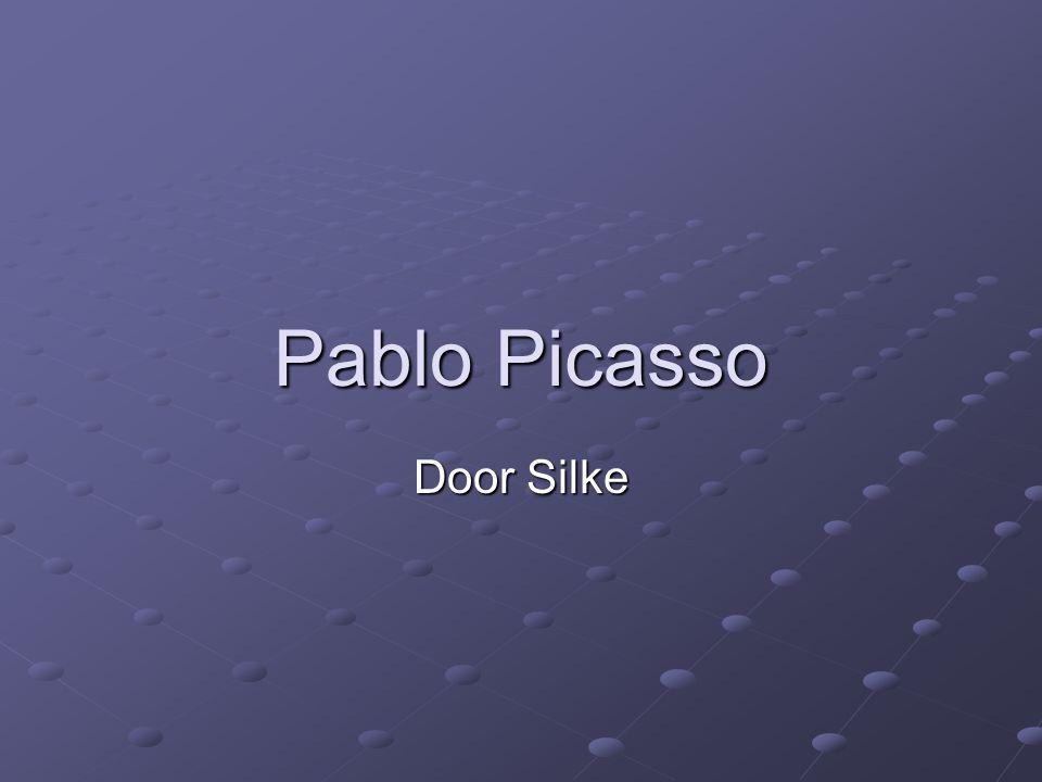 Pablo Picasso Door Silke