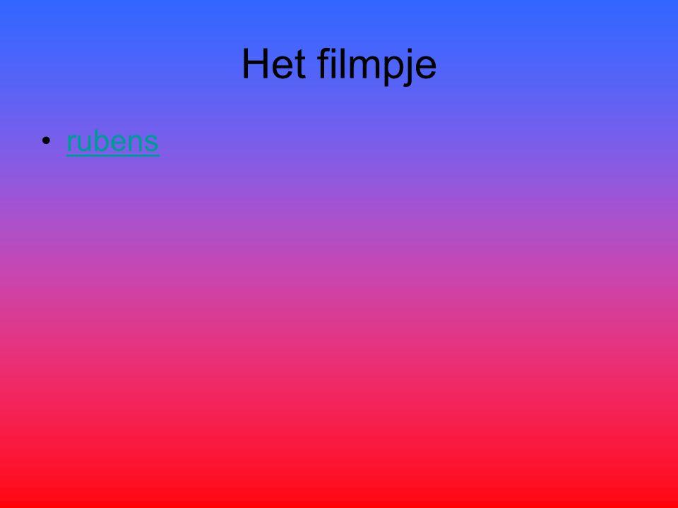 Het filmpje rubens